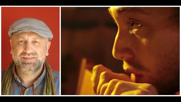 """Grigoris Karantinakis är chef på Greek film centre. En av de senaste årens filmframgångar är """"Boy eating the bird's food."""