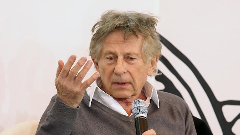 Roman Polanski. Foto: Remy de la Mauviniere / AP / TT