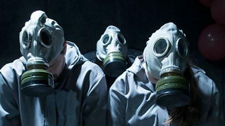 """""""Reaktor"""". Foto: Tiina Hauta-aho"""