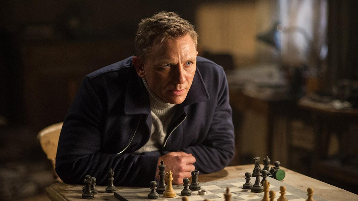 "Daniel Craig som James Bond i ""Spectre"". Foto: Susie Allnutt / AP / TT"