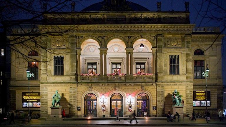 Det kongelige teatret. Foto: Jens Lindhe.
