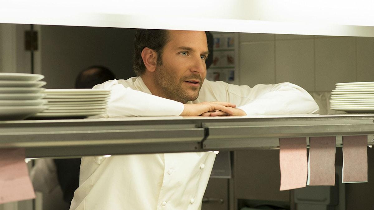 """Bradley Cooper spelar kock i """"Bränd"""""""
