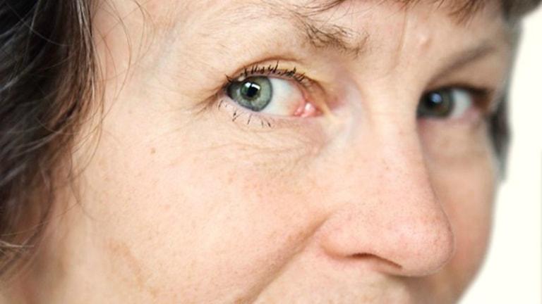Karin Rehnqvist. Bild: Ester Sorri.
