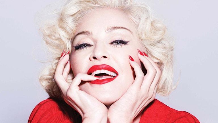 Madonna. Foto: AP Photo/Interscope Records