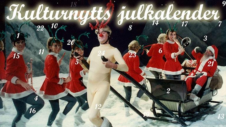 Julkalender