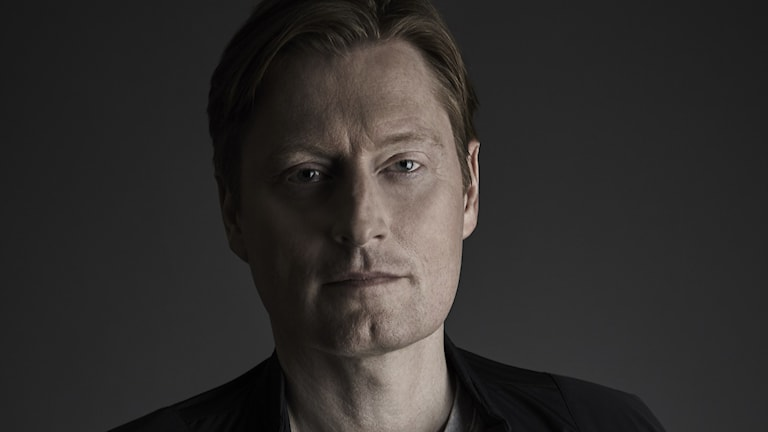 Författaren Anders de la Motte. Foto: Anna-Lena Ahlström