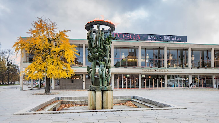 Malmö Opera. Foto: Werner Nystrand