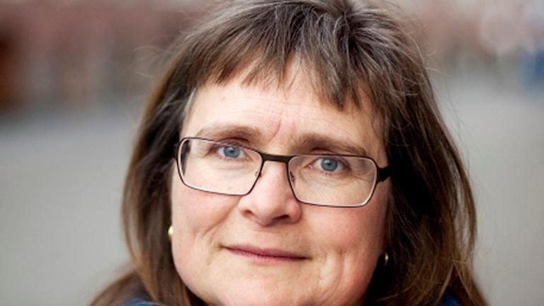 Maria Edström, forskare Göteborgs universitet. Foto: Göteborgs universitet.