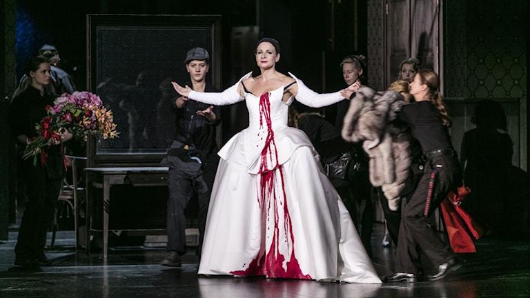 Janaceks opera Fallet-Makropulos-Annalena-Persson---foto-Mats-Bäcker