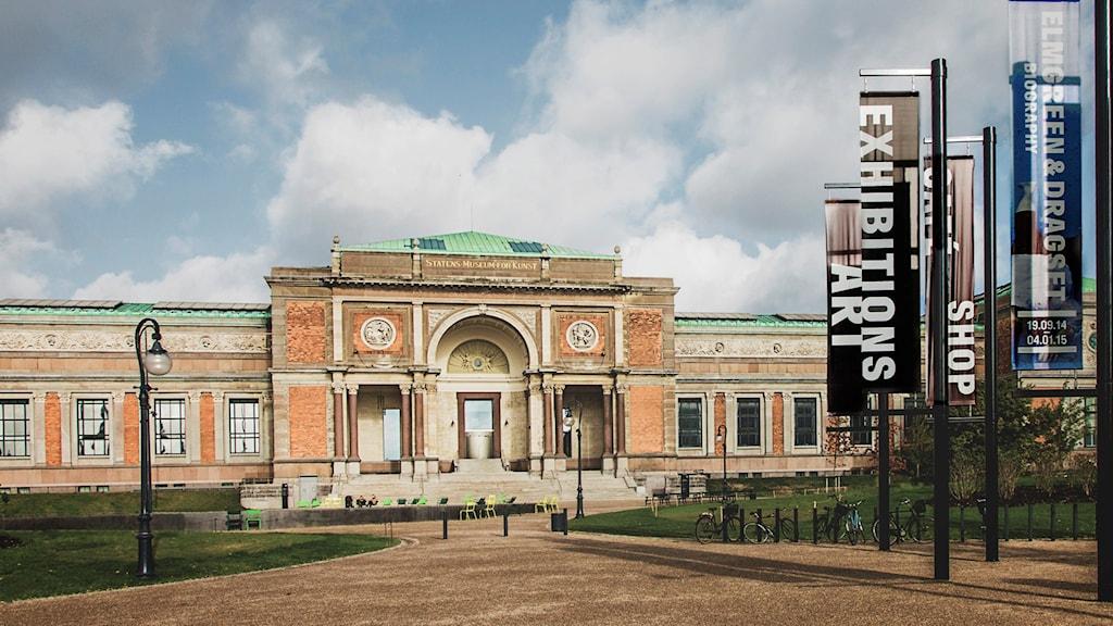 Statens museum för Kunst i Köpenhamn. Foto: SMK.