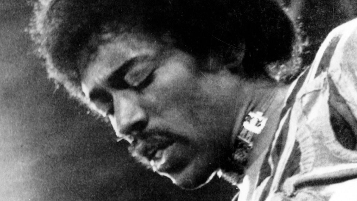 Jimi Hendrix Foto TT