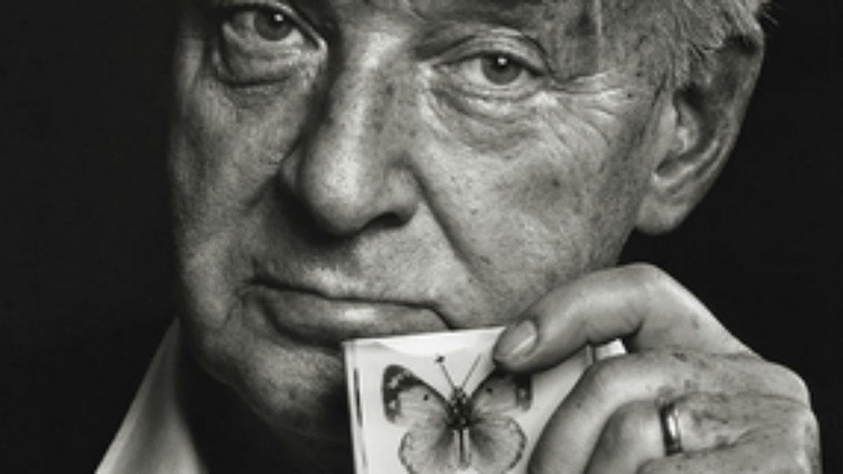 Vladimir Nabokov Foto: Yousuf Karsh