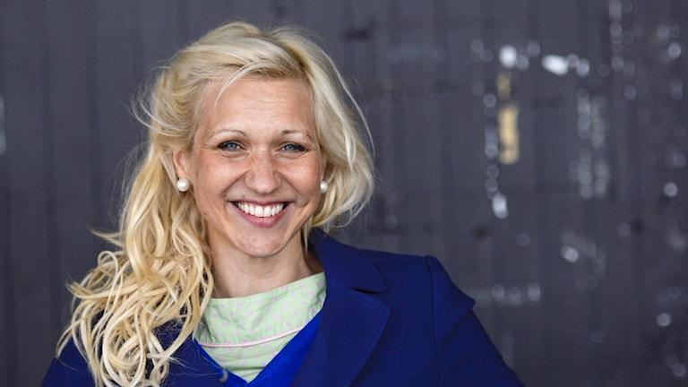 Gunhild Carling. Foto: Per Larsson/TT.