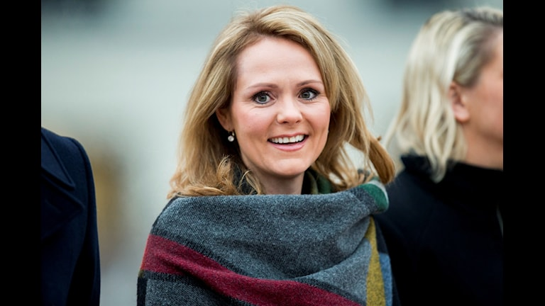 Linda Hofstad Helleland Bild: Vegard Wivestad Grøtt/NTB/scanpix