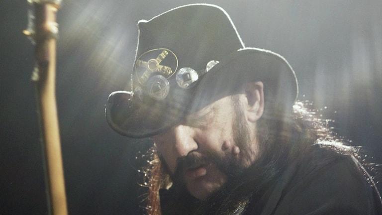 "Ian ""Lemmy"" Kilmister. Bild: Salvatore di Nolfi/AP/TT."