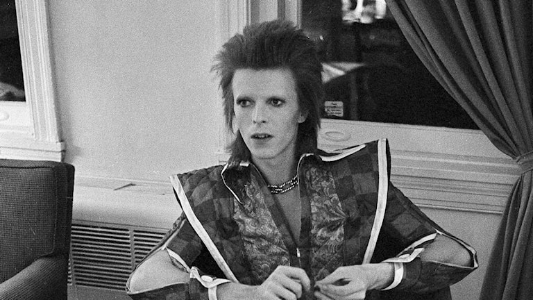 David Bowie. Foto: AP/TT.