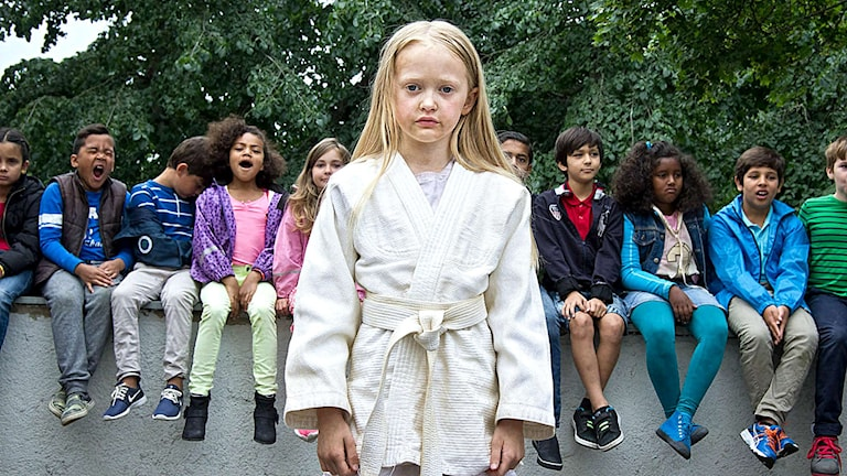 En av vårens filmer är Suzanne Ostens Flickan mamman och demonerna. Foto: TriArt