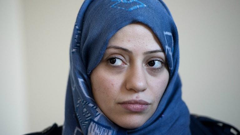 Saudiarabien har gripit aktivisten Samar Badawi. Bild: MAJA SUSLIN/ TT
