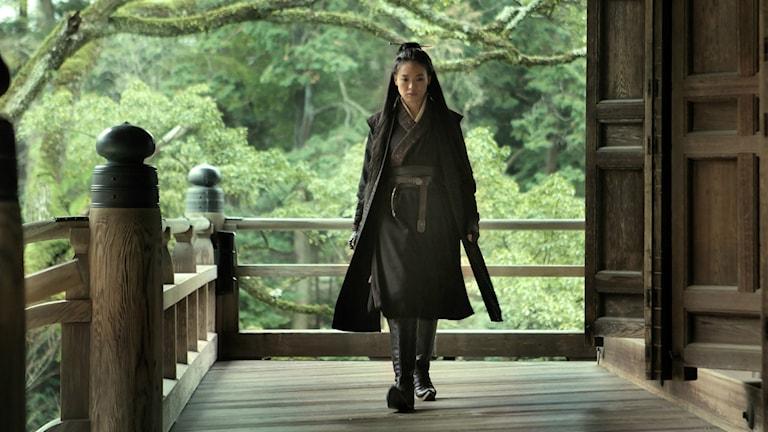 Shu Qi spelar lönnmördaren Yinniang. Foto: Pressbild