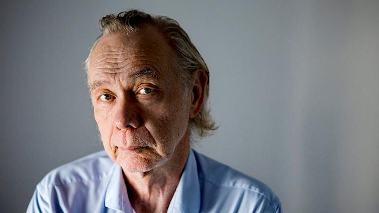 Kjell Alinge. Foto Christine Olsson/TT.