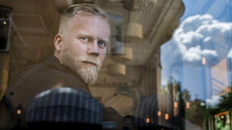 Lars Berge Foto: Ulrica Zwenger