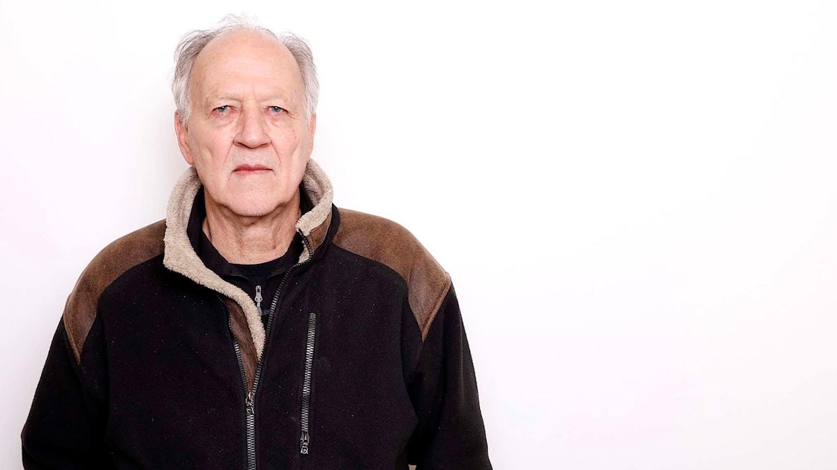 Werner Herzog på Sundancefestivalen. Foto: Matt Sayles/Invision/AP