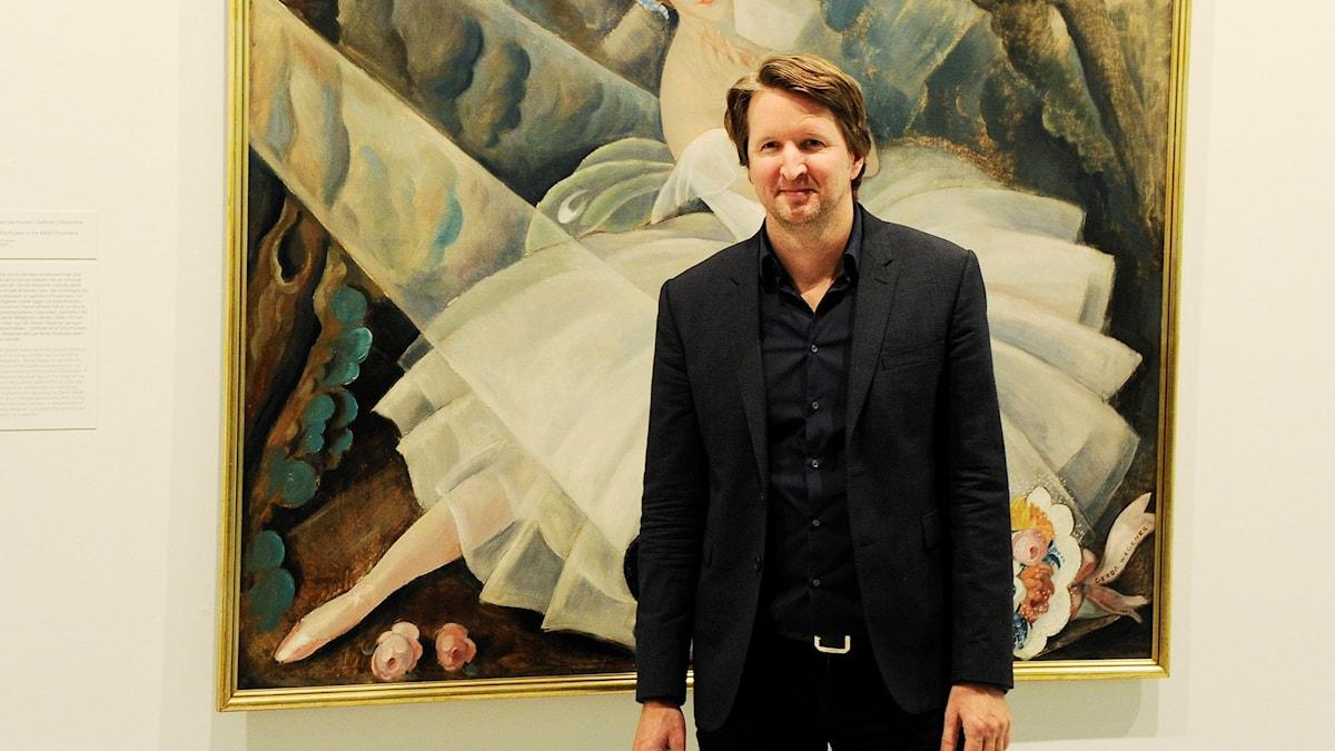 Regissören Tom Hooper. Foto: Björn Lindgren/TT.