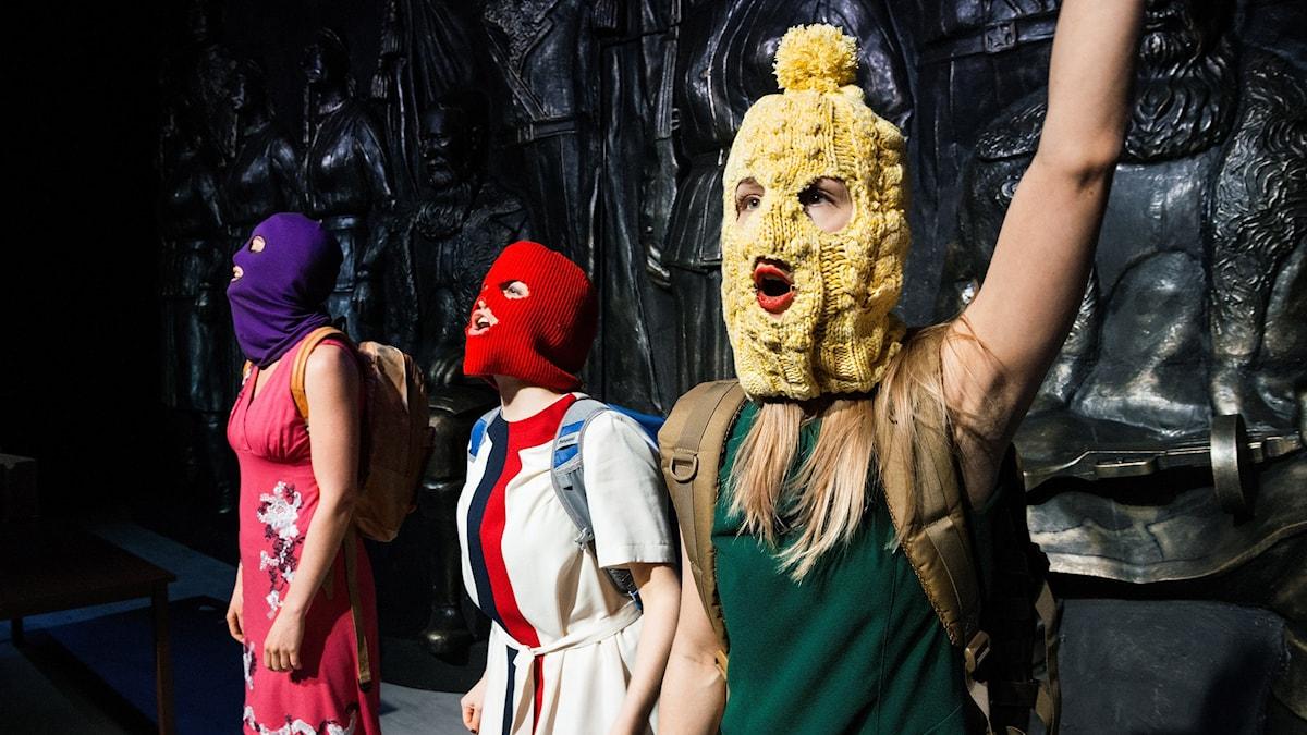 Pussy Riot - en punkbön