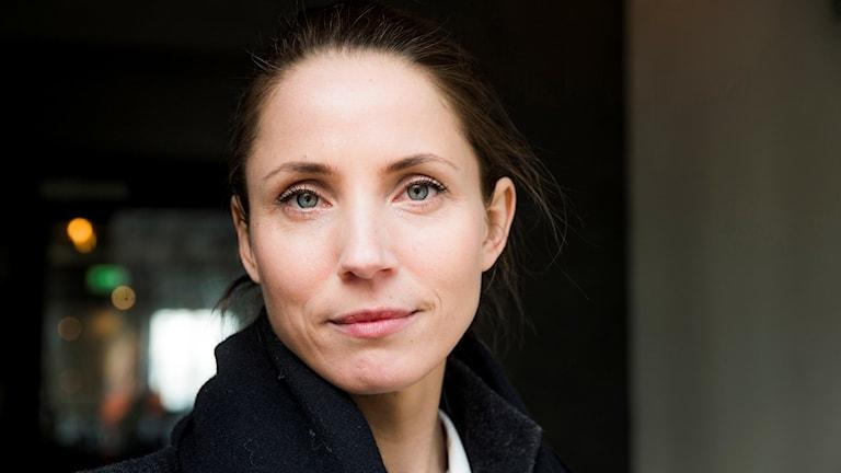 Danmarks bästa kvinnliga skådespelare är svenska Tuva Nuvotny. Foto: NTB/TT.