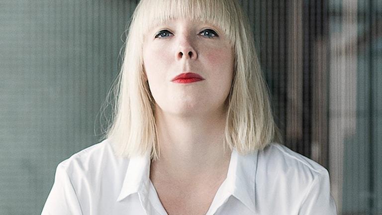 Elin Grelsson Almestad. Foto: Matilda Rahm