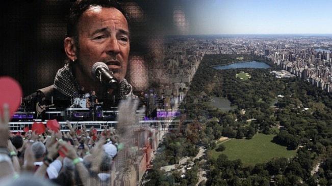 Enorm coronakonsert i New York – skulle firat pandemins slut