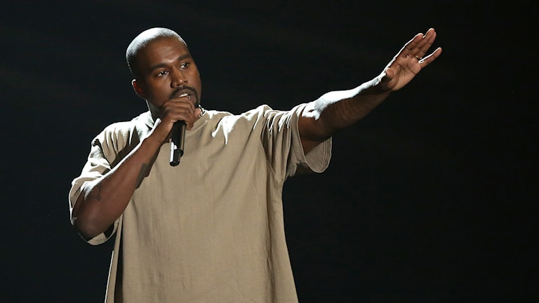 Kanye West. Foto: AP/TT.