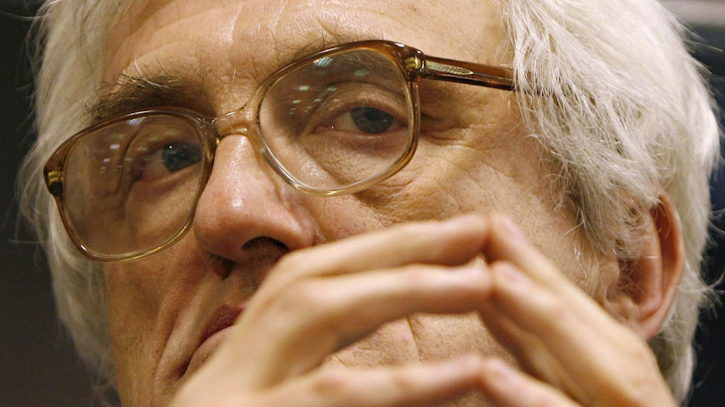 Polsk-amerikanske historikern Jan Tomasz Gross.