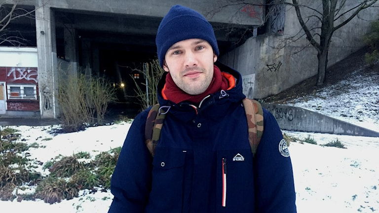 Hugo Röjgård i Tantoparken