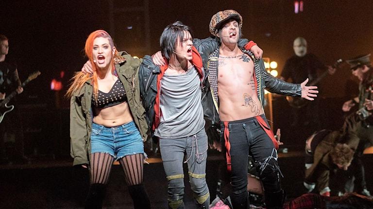 American Idiot på Cirkus i Stockholm