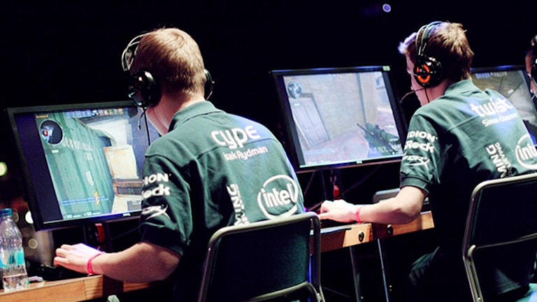 Svenska e-sportscupen 2013. Foto: Sverok.
