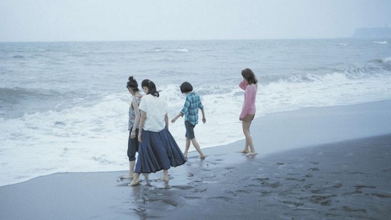 """Ur filmen """"Systrarna"""" av Hirokazu Kore-eda"""