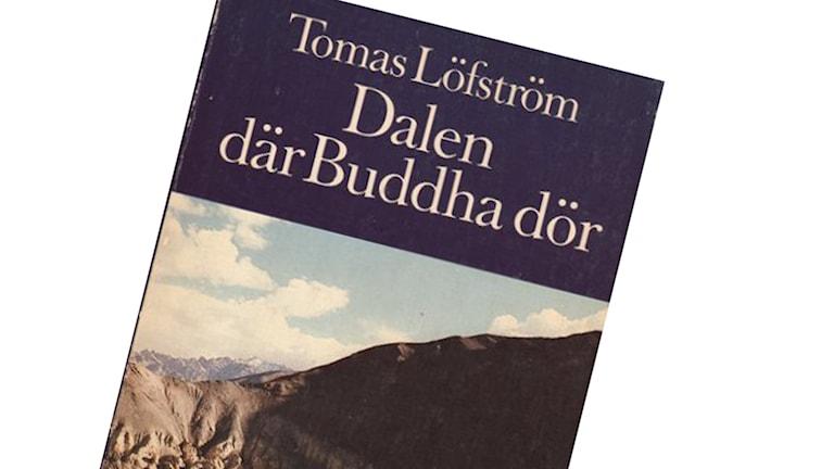 "Tomas Löfströms bok ""Dalen där Buddha dör""."