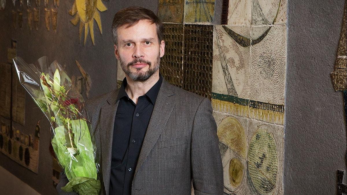 Attila Rostovanyi, förbundsordförande för DIK. Bild: press