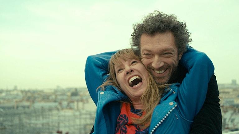 Emmanuelle Bercot och Vincent Cassel i Maiwenns film Förförd