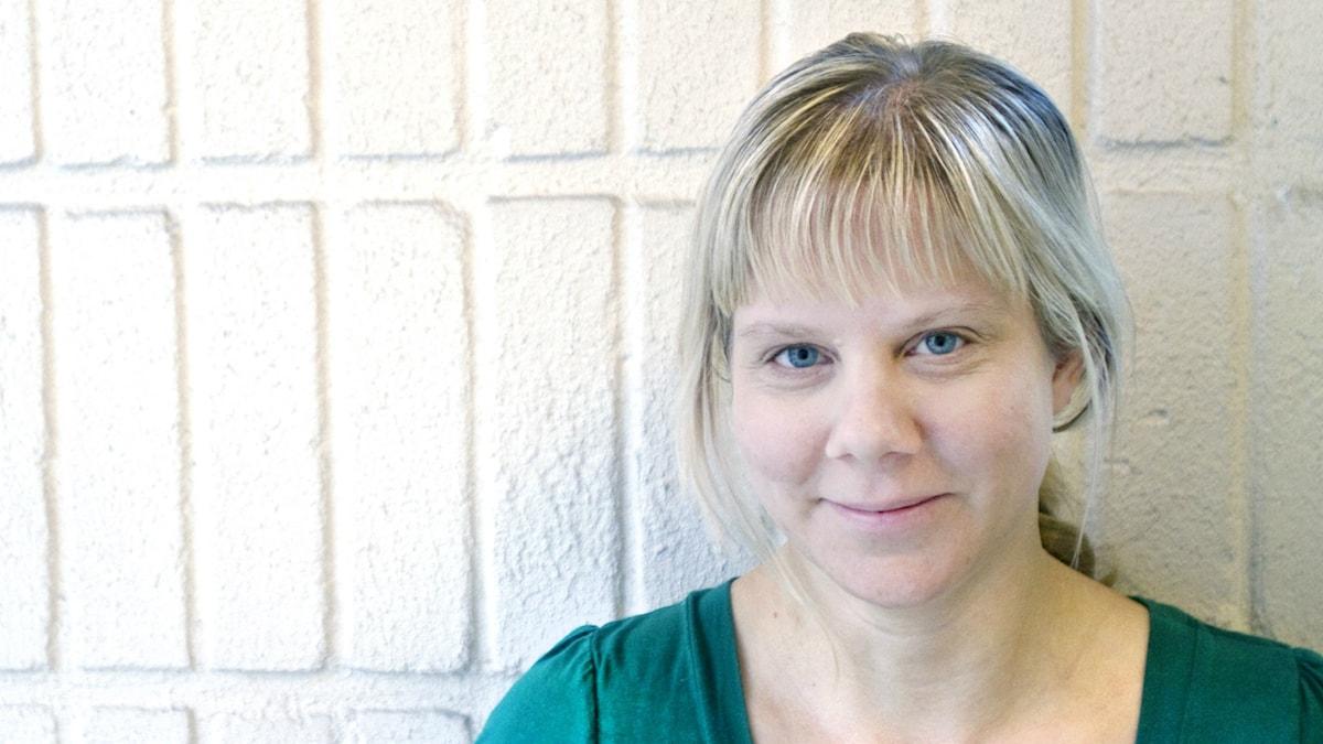 Johanna Hejdenberg på Arbetarbladet