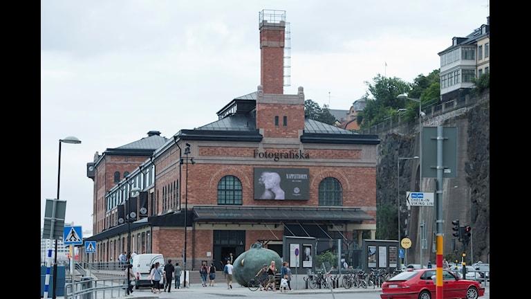 Fotografiska Museet i Stockholm.