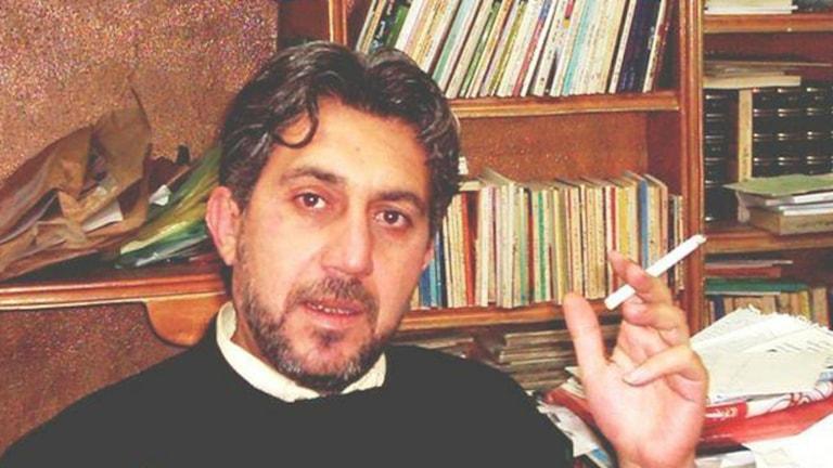 Poeten Mohammad Bashir al-aani