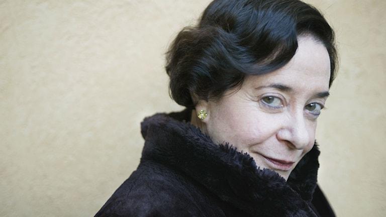 Gloria Gervitz har skrivit på sin dikt Migrationer i 40 år.