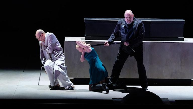 Claude Debussys gåtfulla mästerverk Pelléas & Mélisande på Kungliga Operan