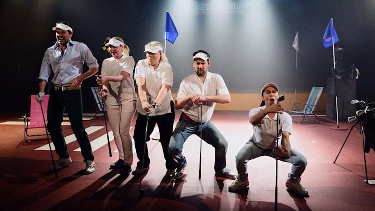 Moment:teater. Ensemblen i Kejsaren av Portugallien