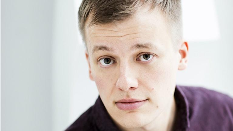 Författaren Kaj Korkea-aho. Foto: