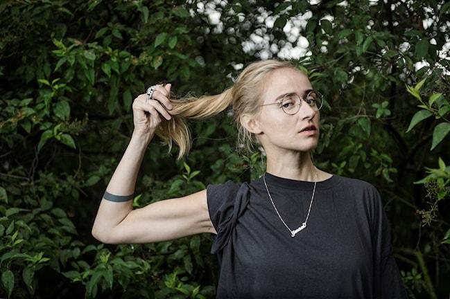 """Silvana Imam är aktuell med sitt andra album """"Naturkraft""""."""