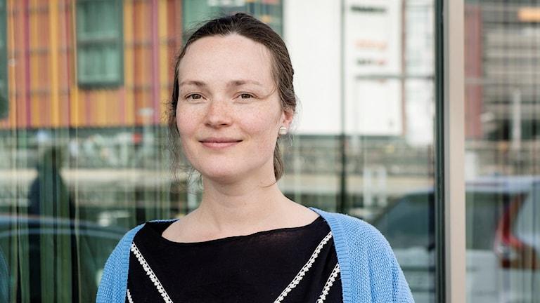 Lisa Irenius, kulturchef Svenska Dagbladet.