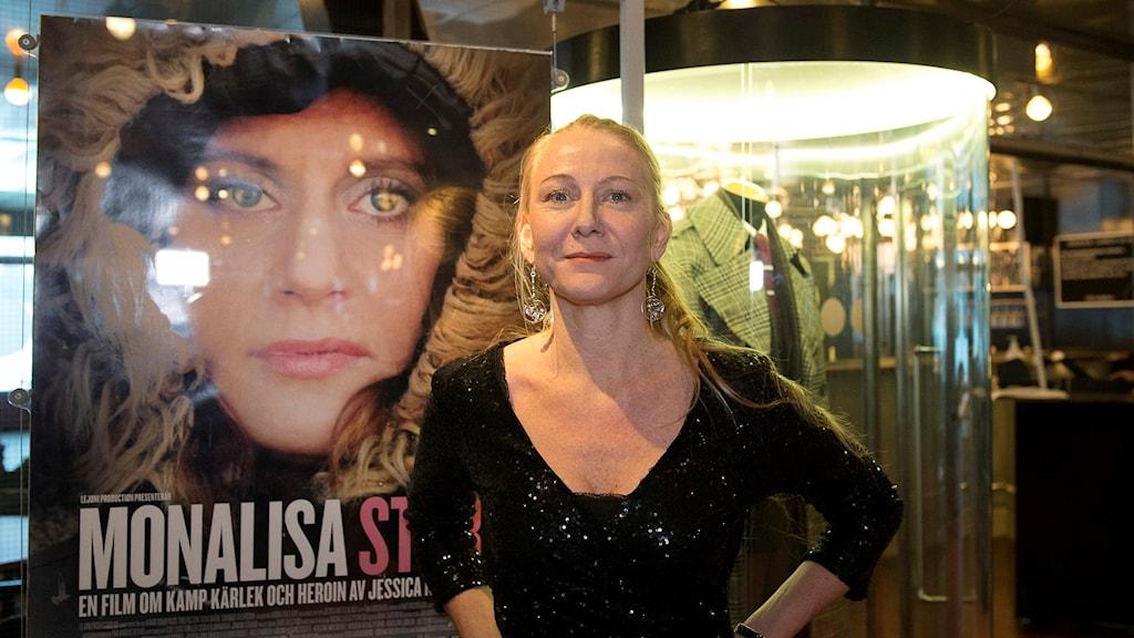Jessica Nettelbladt, regissör.